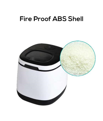 iCube Fire Proof Shell
